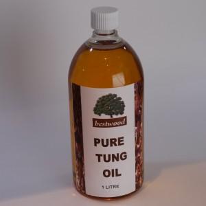 tung oil 1 litre