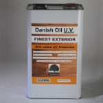 danish oil uv exterior 5 litres