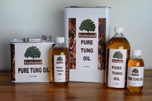Bestwood Pure Tung Oil