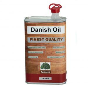 Bestwood Danish Oil 1L