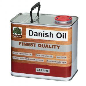 Bestwood Danish Oil 2.5L