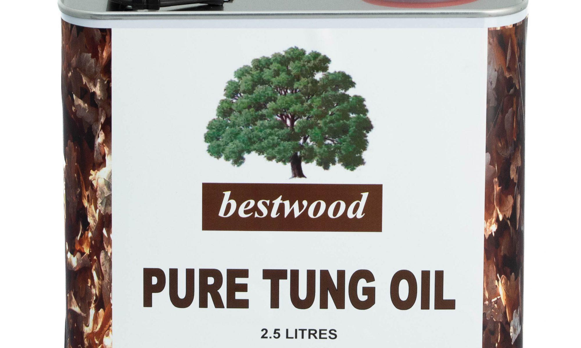 tung oil 2.5 litres
