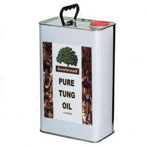 Pure Tung Oil 5L