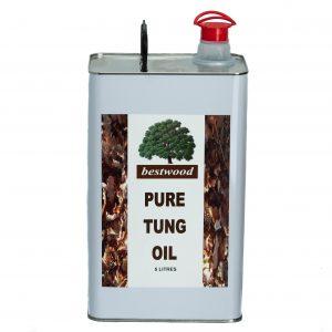 Bestwood Tung Oil 5L