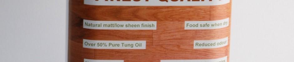 danish oil 1 litre