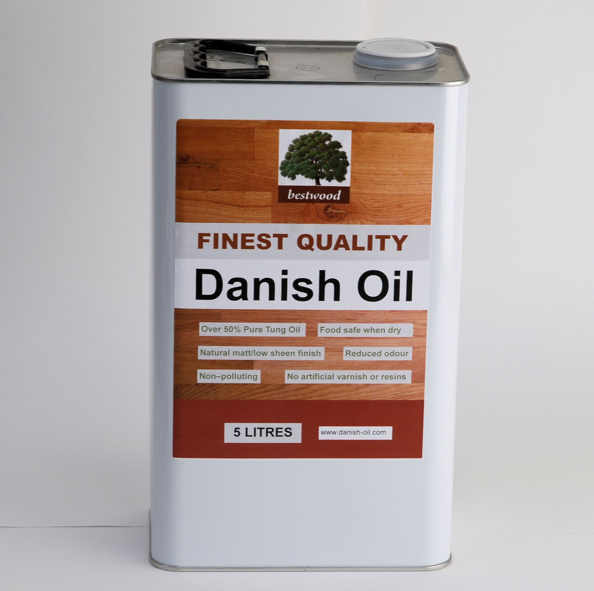 Danish oil 5 Litres