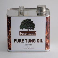 tung oil 2.5 L