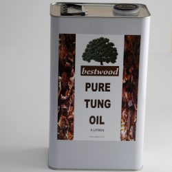 tung oil 5 litres