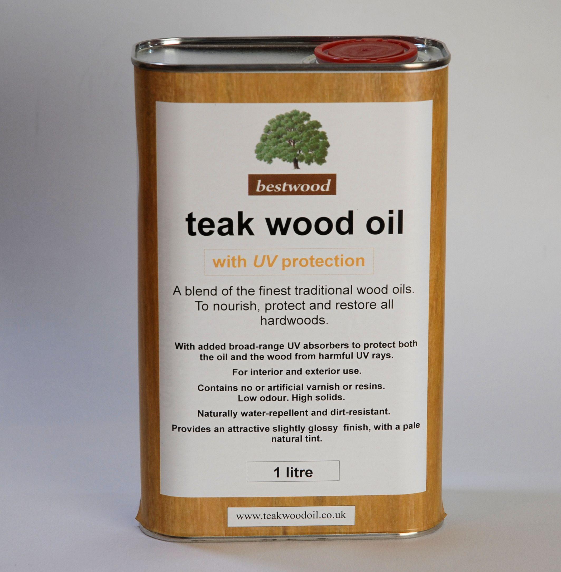 teak wood oil 1 litre