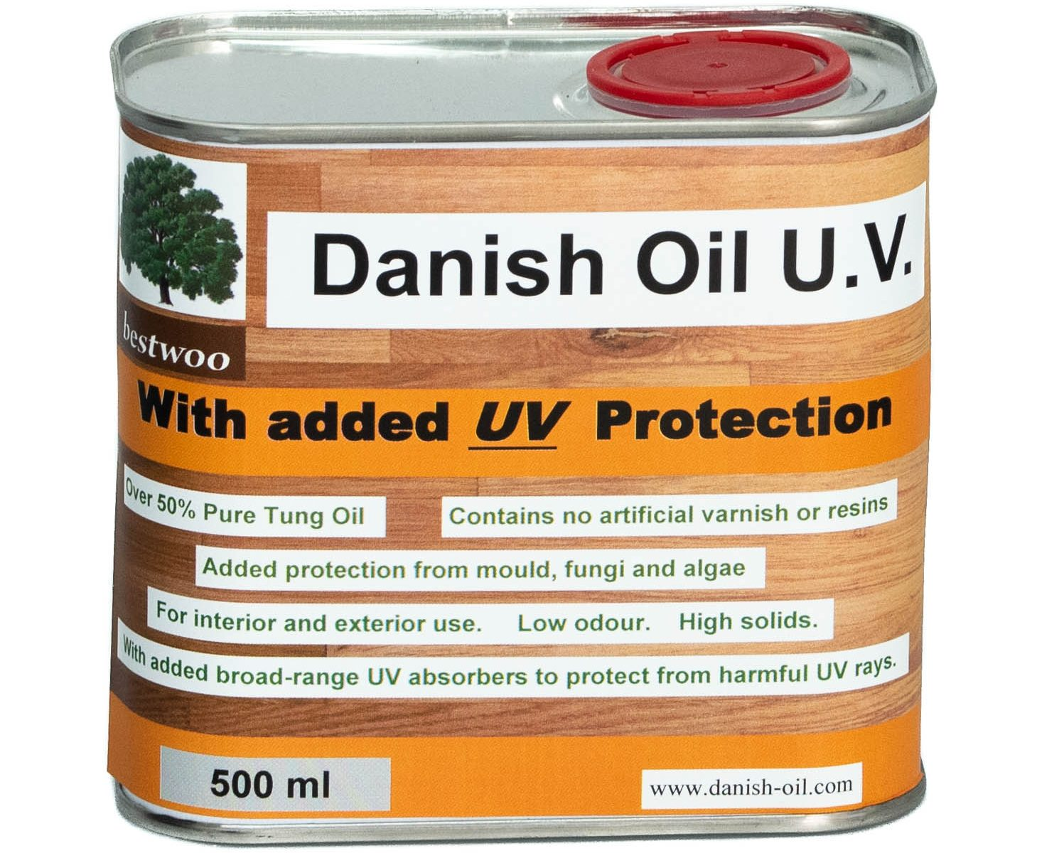 Danish Oil UV 500ml