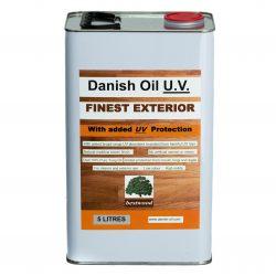 Danish Oil UV 5 Litres