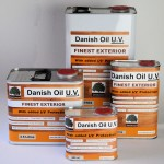 Danish Oil UV Exterior