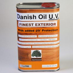 danish oil UV 1 litre
