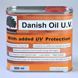 bestwood danish oil UV 500ml